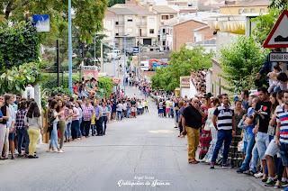 Carrera Tartanas 2015 - Calles