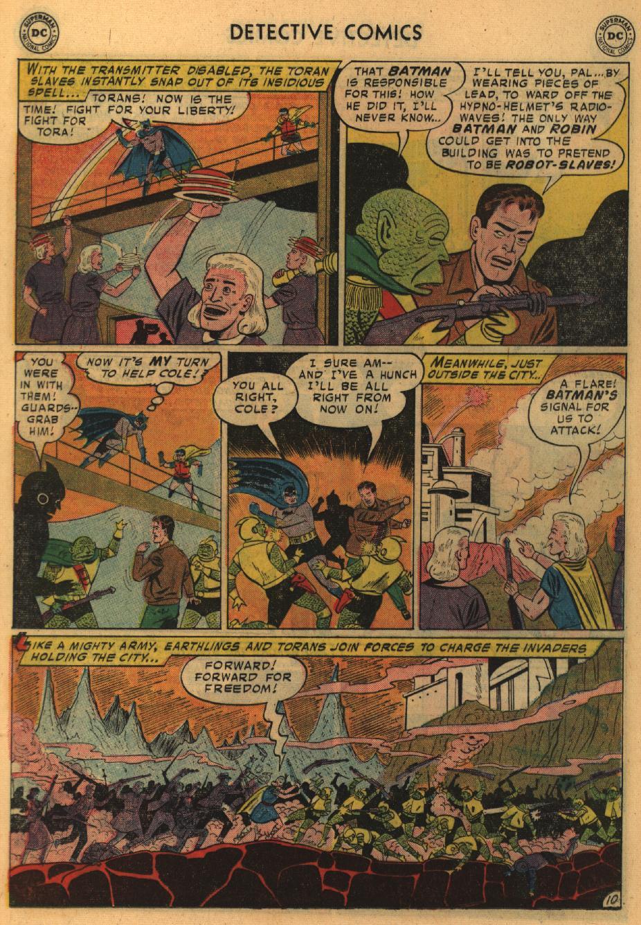 Detective Comics (1937) 256 Page 11