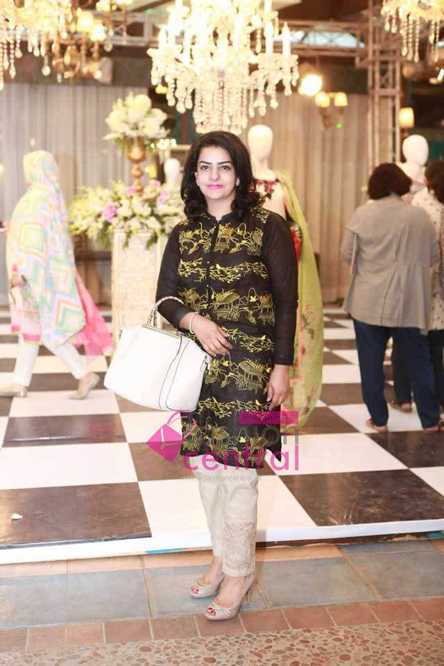 Launching of Glumor Lawn In Lahore