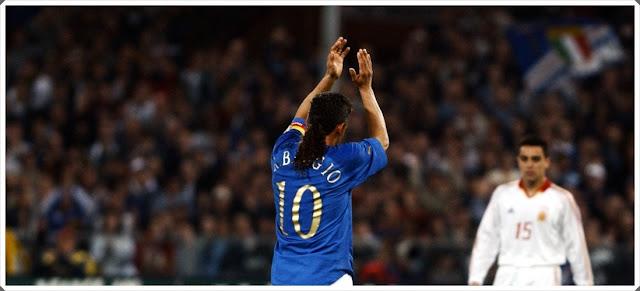 Baggio Goodbye Italy