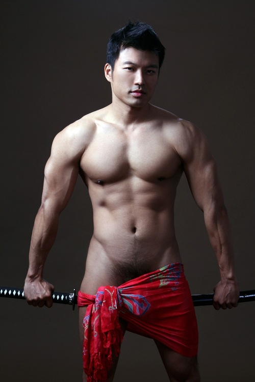 Gay Asian Muscle Men