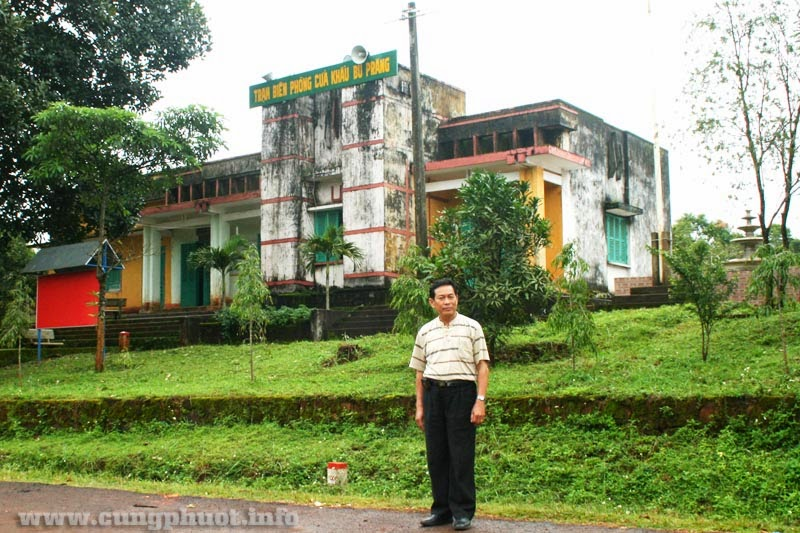 Huyen Phuoc Long Vietnam  city photos gallery : Cua khau Bu Prang thuoc xa Quang Truc, huyen Tuy Duc, tinh Dak Nong ...