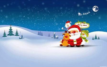 Immagini Natalizie Umoristiche.Immagini Divertenti Per Natale
