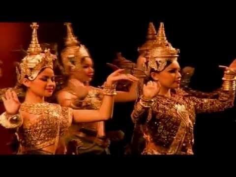 Ballet Royal du Cambodge : Enao Bosseba