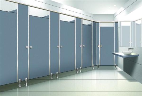 vách ngăn vệ sinh đem lại sự tiện ích và riêng tư cho mỗi người