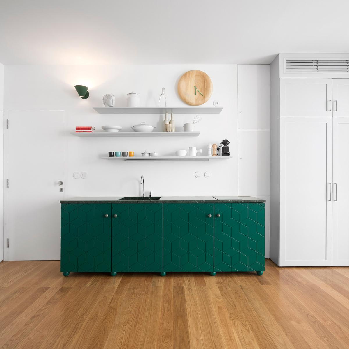 C mo aprovechar el espacio en la cocina armarios vs - Ikea baldas cocina ...