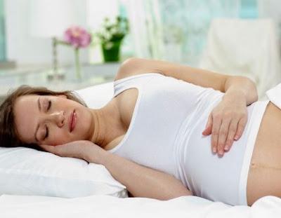 Bahaya tidur pagi yang perlu anda ketahui saat hamil