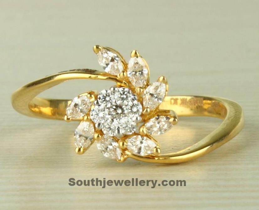 Diamond Engagement Ring Jewellery Designs