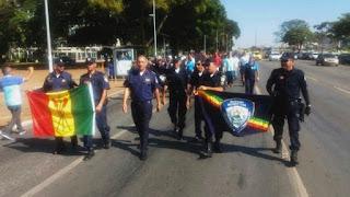 Petrolina (PE) marca presença em encontro nacional de Guardas Municipais