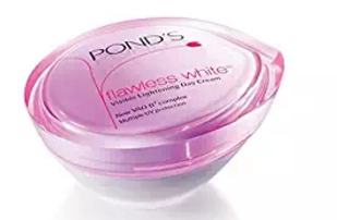 Pond's Flawless White Visible Skin lightening cream