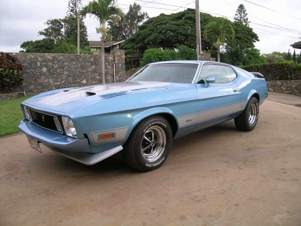 1973 Mustang Mach 1 for Sale - Buy American Muscle Car