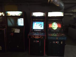 joystick bar praga arcade