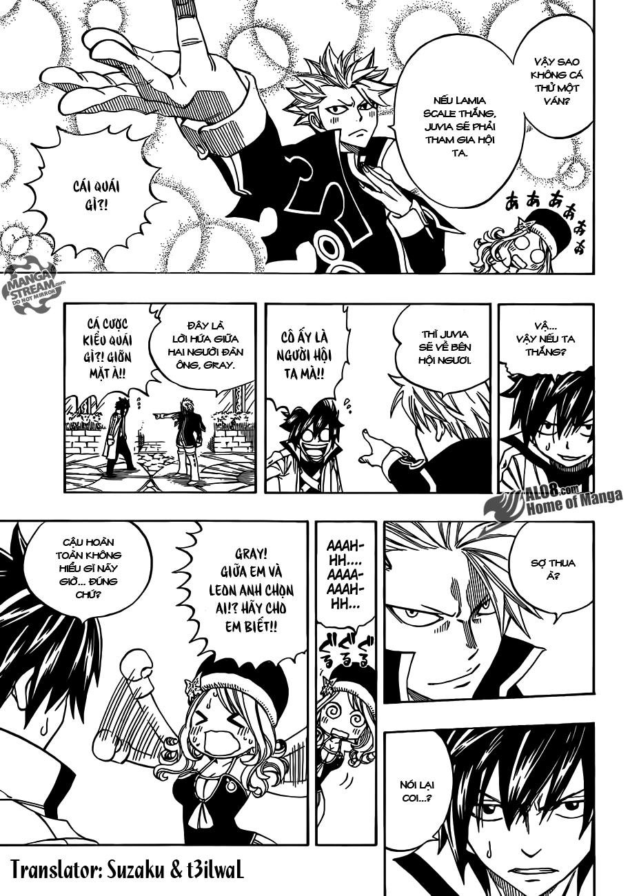 Fairy Tail chap 265 trang 12