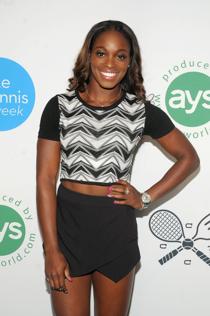 Sloane Stephens Nude Pictures