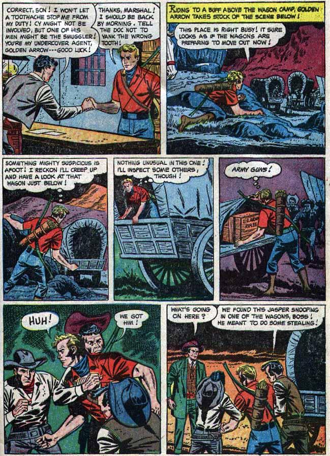 Read online WHIZ Comics comic -  Issue #154 - 31