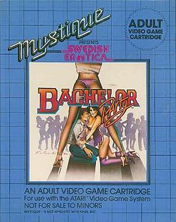 Portada juego Bachelor Party