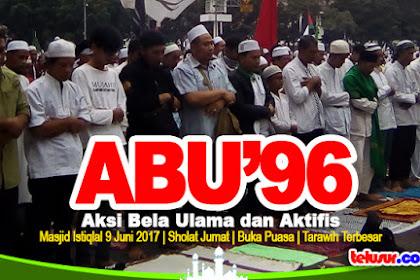 Viral! Jadilah Bagian dari Sejarah Sholat Tarawih Terbesar di Indonesia!