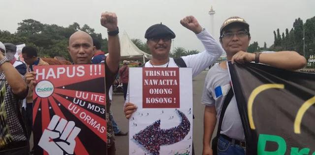 Setelah Tobat Nasuha, Prodem Belum Tentukan Pengganti Jokowi