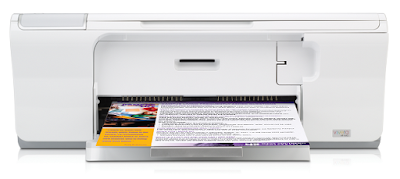 HP DeskJet F4200 Printer Driver Download