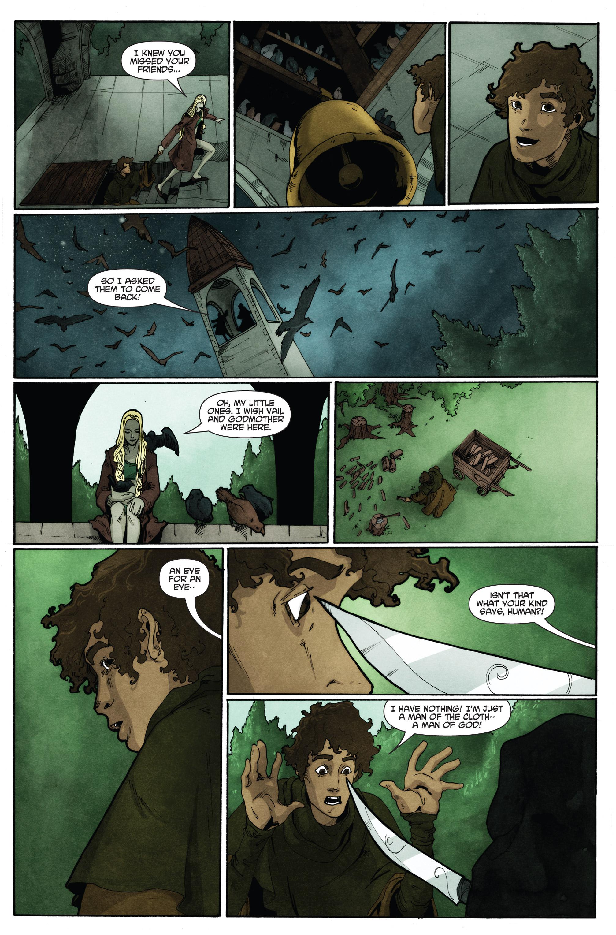 Read online Plague comic -  Issue #2 - 10