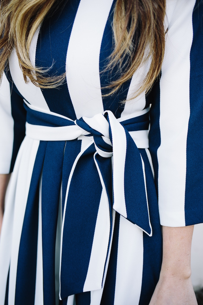 KBStyled: stripe stripes striped dress striped dresses