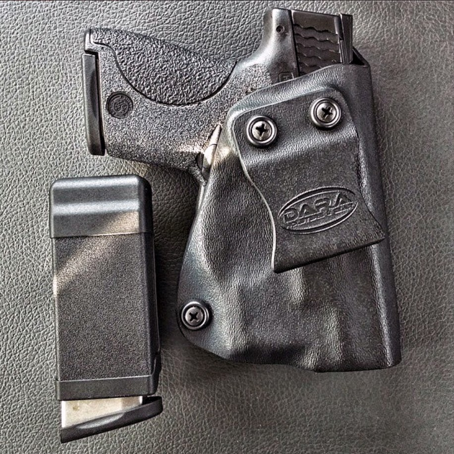 Dara Holsters: Custom Kydex Holster for Smith and Wesson M&P