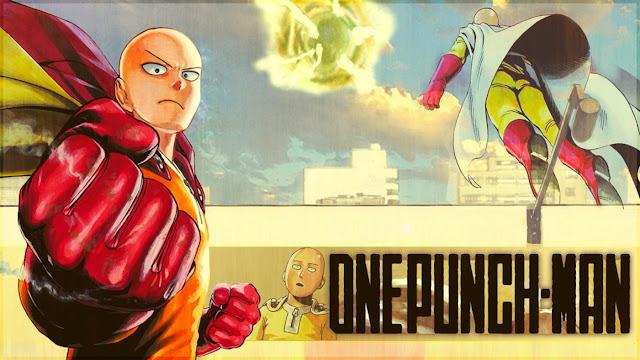 DESCARGAR ONE PUNCH MAN (12/12)+ OVAS SUB ESPAÑOL