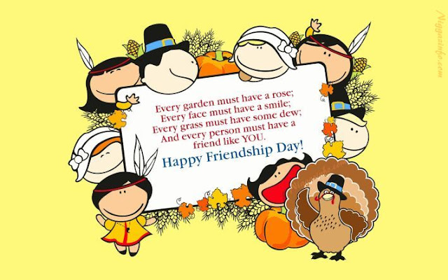 Happy Friendship Day 2017 Cliparts