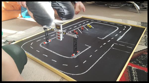 Chalkboard Paint portable board