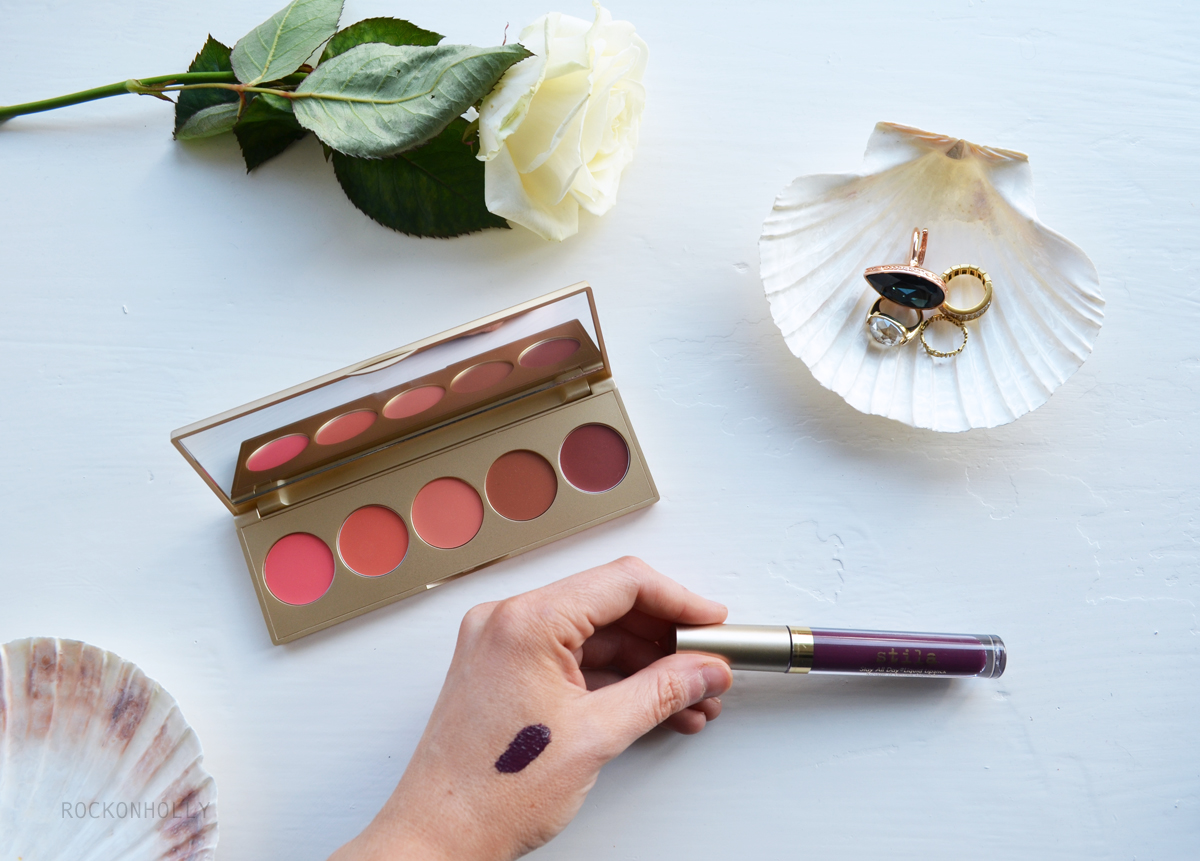 Stila Impressionist SS16 All day Liquid Lipstick Rock On Holly