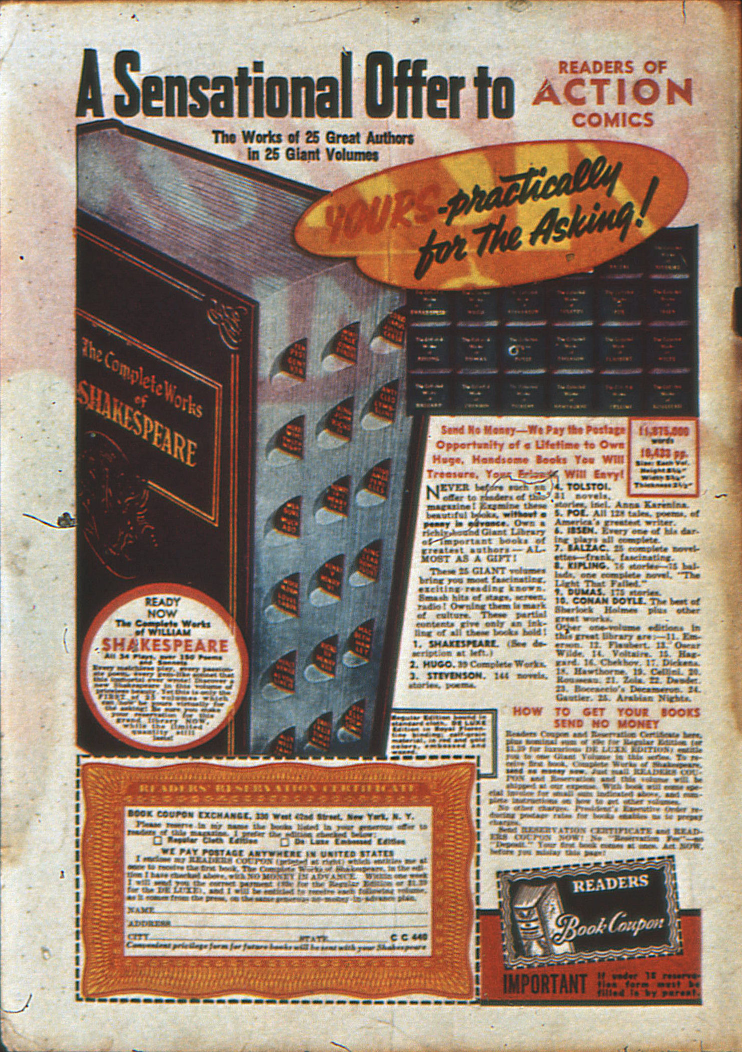 Read online Action Comics (1938) comic -  Issue #23 - 69