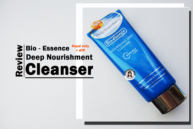 Review+Deep+Nourishment+Cleanser