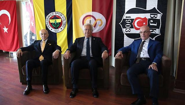 Divan Başkanları toplantısına Galatasaray'dan ret!