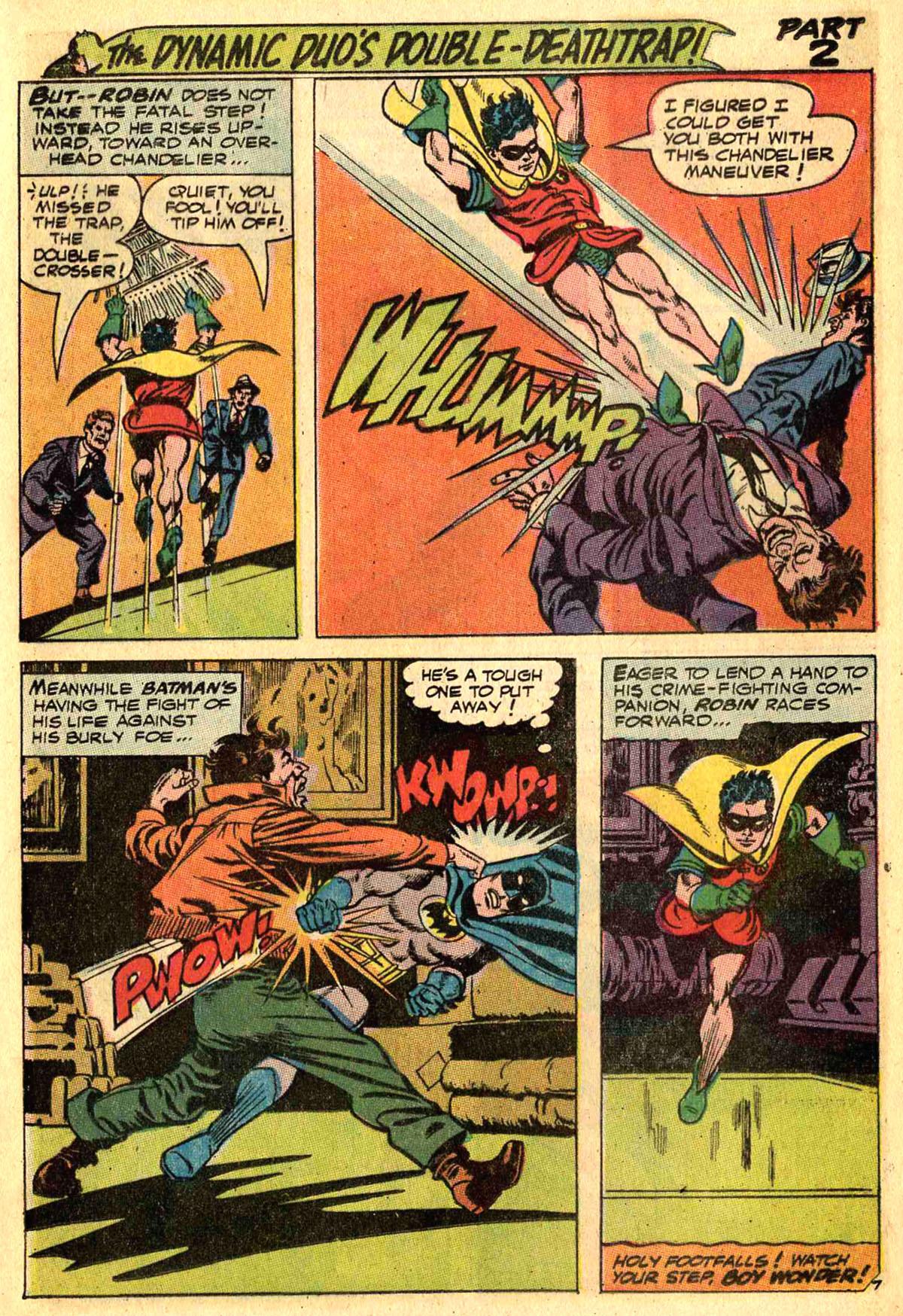 Detective Comics (1937) 361 Page 12