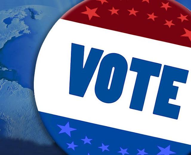 National Voter Registration Day, Metamora Herald