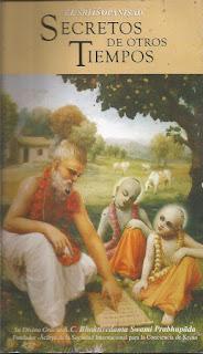 """""""El sri Isopanisad. Secretos de otros tiempos"""" de A.C. Bhaktlvedana Swami Prabhupada"""