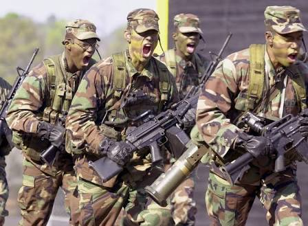 Foreigner us army