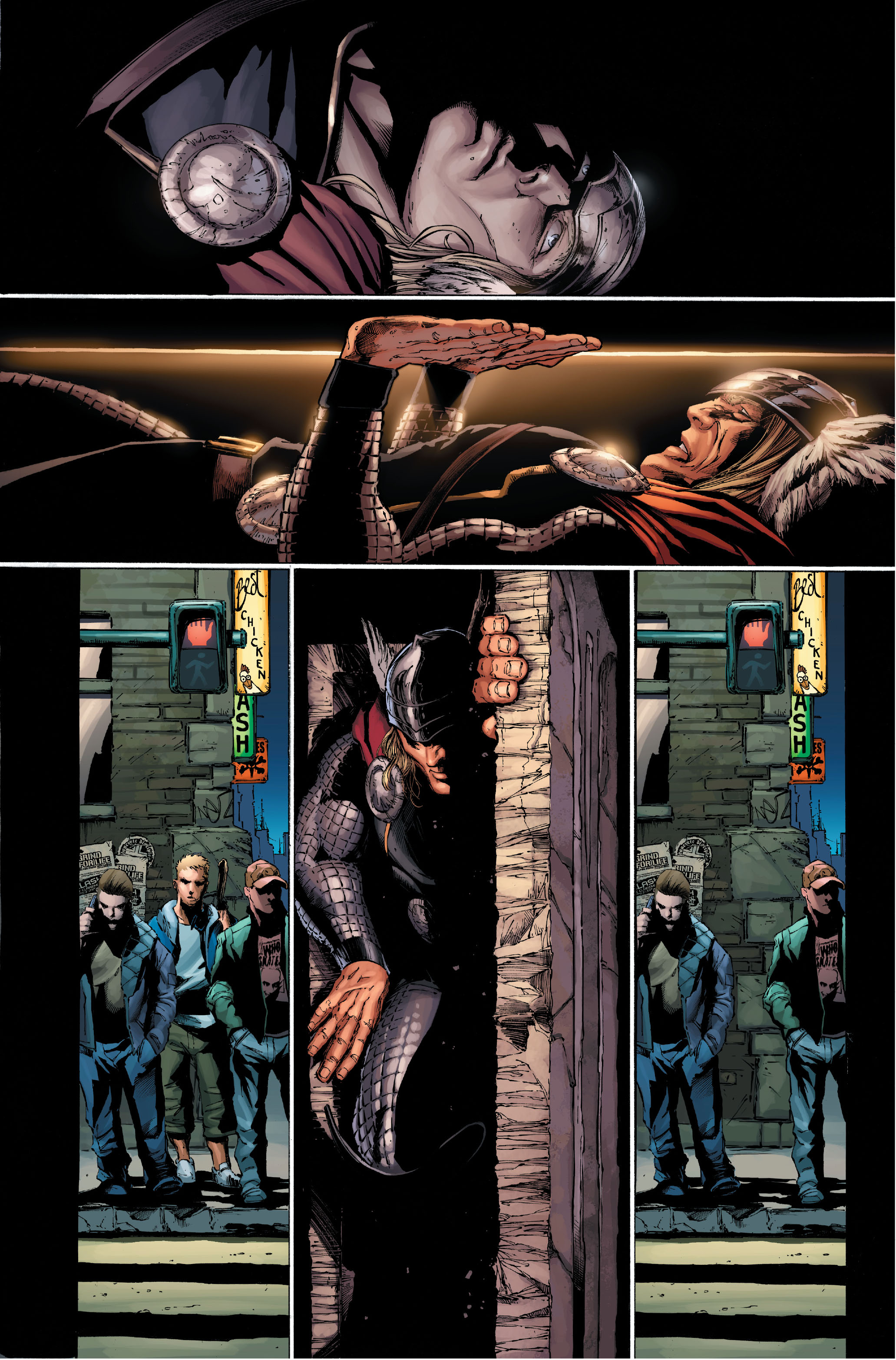 Thor (2007) Issue #8 #8 - English 23