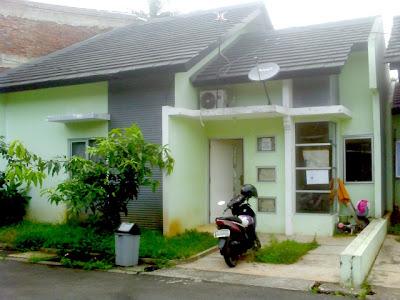 DIJUAL CEPAT RUMAH 375Jt di Perum Cluster INTAN REGENCY. Jl.Raya Kodau