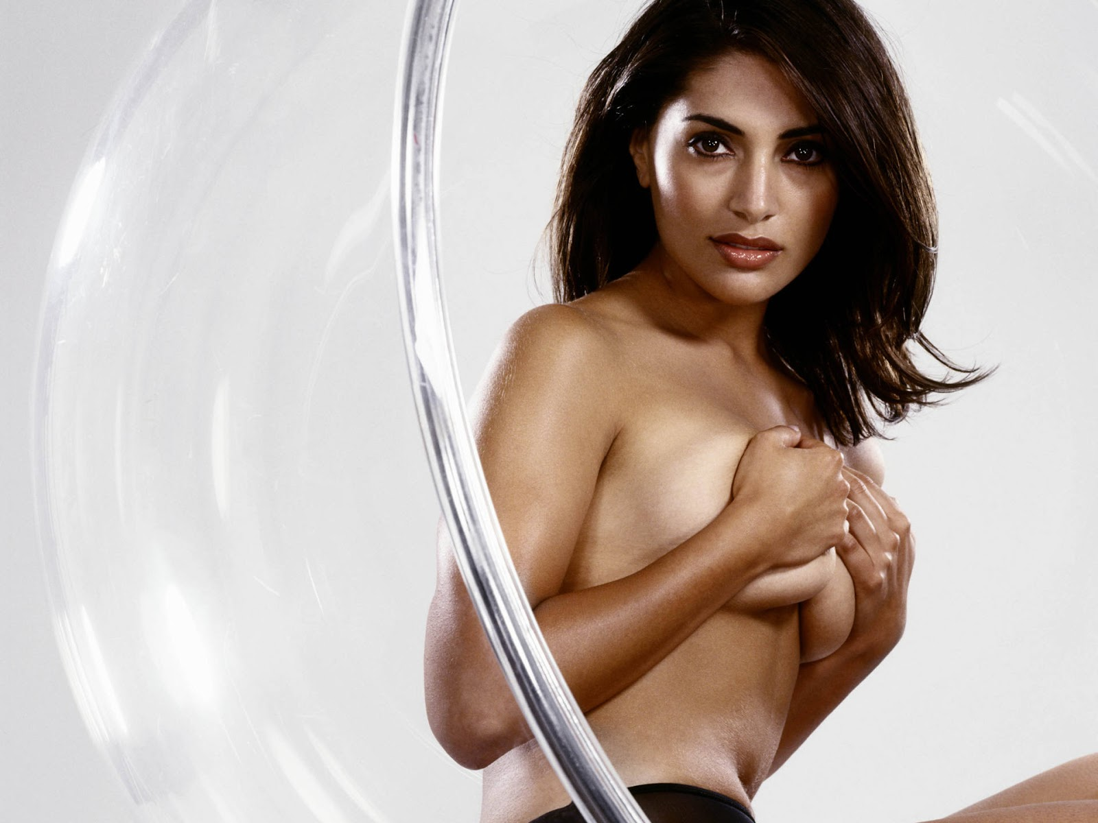 Has caterina murino ever been nude