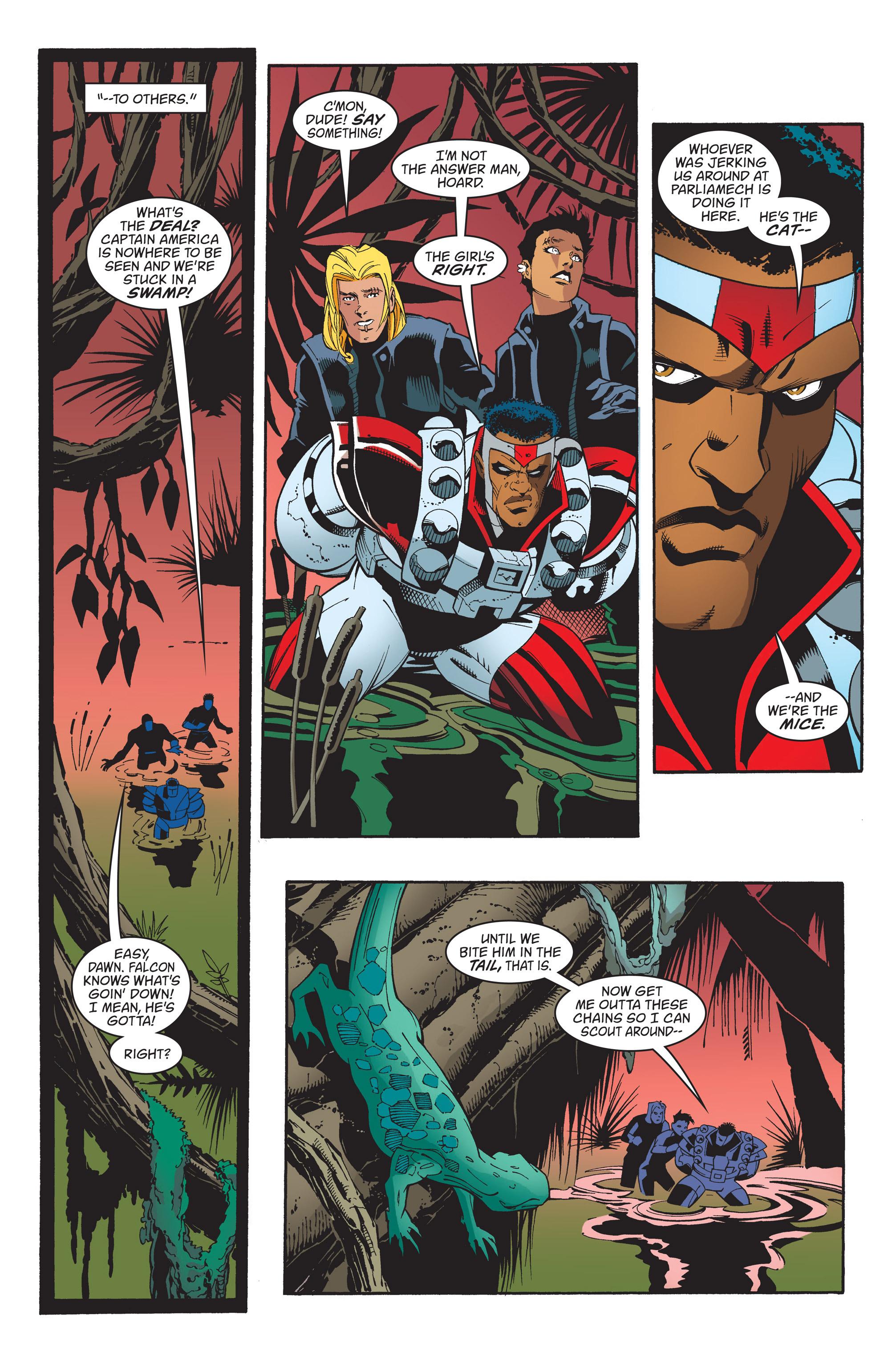 Captain America (1998) Issue #34 #40 - English 8