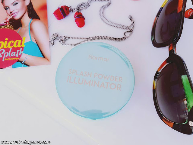 flormar splash powder illüminatör