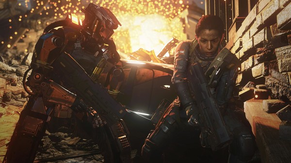 Se desvelan los requisitos mínimos de Call of Duty: Infinite Warfare