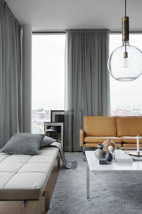 Cual es el precio de unas cortinas a medida for Precio cortinas salon