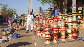 Art from Mali exists only in Mali