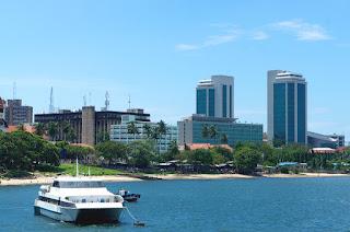 Dar es Salaam, Tanzania.