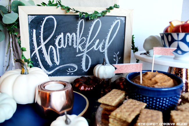 thankful art, holiday treat, pumpkin dip recipe, holiday dip recipe