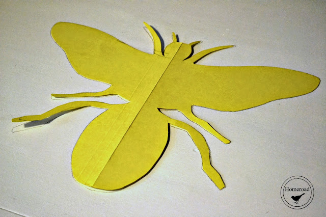 bee cut out