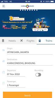 Tips Membeli Tiket Kereta Jakarta Bandung dengan Mudah dan Cepat