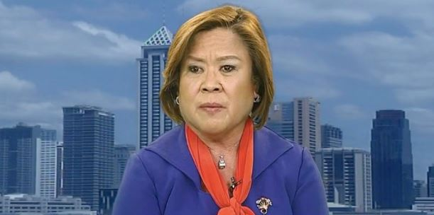 "Senator De Lima: ""Truth is on my side"""